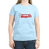 What the fudd, Elmer tee - T-Shirt