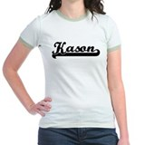 Black jersey: Kason T