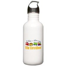 Big Brother Choo Choo Train Water Bottle