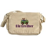 Big Brother Clown Car Messenger Bag