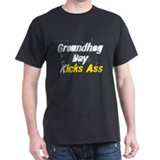 Groundhog Day Kicks Ass T-Shirt