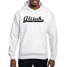 Black jersey: Alijah Hoodie
