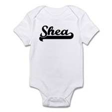 Black jersey: Shea Infant Bodysuit
