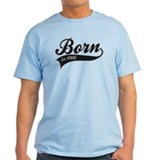 Born in 1966 - Birthday T-Shirt