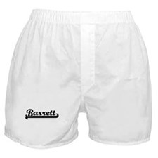 Black jersey: Barrett Boxer Shorts