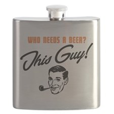 Need a Beer? Flask