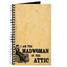 Madwoman In The Attic Journal