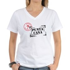 Punta Cana Passport Stamp T-Shirt