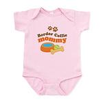 Border Collie Mom Infant Bodysuit