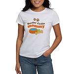 Border Collie Mom Women's T-Shirt