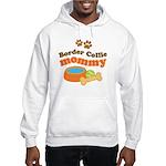 Border Collie Mom Hooded Sweatshirt
