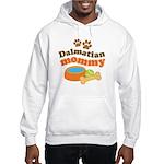 Dalmatian Mom Hooded Sweatshirt
