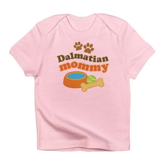 Dalmatian Mom Infant T-Shirt