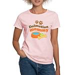 Dalmatian Mom Women's Light T-Shirt
