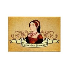 Catherine Howard Rectangle Magnet