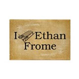 i-love-ethan-frome_12x18.jpg Rectangle Magnet