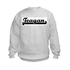 Black jersey: Teagan Sweatshirt
