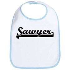 Black jersey: Sawyer Bib