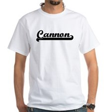 Black jersey: Cannon Shirt