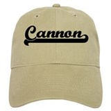 Black jersey: Cannon Baseball Cap