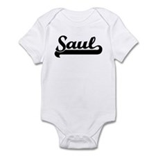 Black jersey: Saul Infant Bodysuit