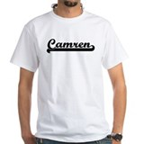 Black jersey: Camren Shirt