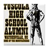 Tuscola High School Alumni Tile Coaster