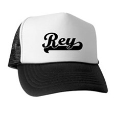 Black jersey: Rey Trucker Hat
