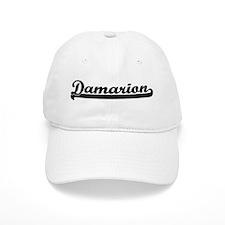 Black jersey: Damarion Cap