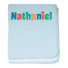 Nathaniel Spring11B baby blanket