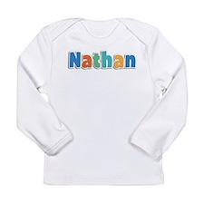 Nathan Spring11B Long Sleeve Infant T-Shirt