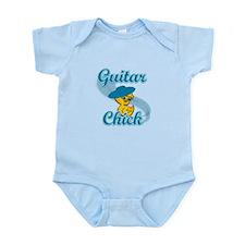 Guitar Chick #3 Infant Bodysuit