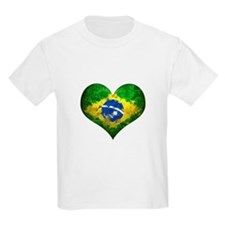 Brazilian Heart T-Shirt
