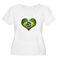 Brazilian Heart T-Shirt