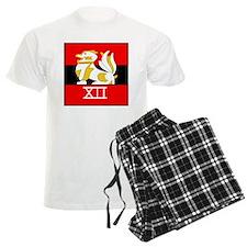 Twelfth Army pajamas