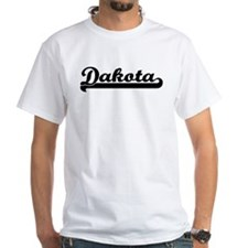 Black jersey: Dakota Shirt