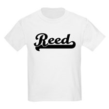 Black jersey: Reed Kids T-Shirt