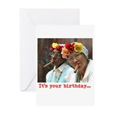 Get Lit Greeting Card