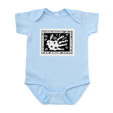 Speaking Hand Infant Bodysuit