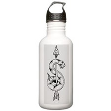 Sniper Logo Water Bottle