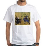 T-shirt, Warrior Monk