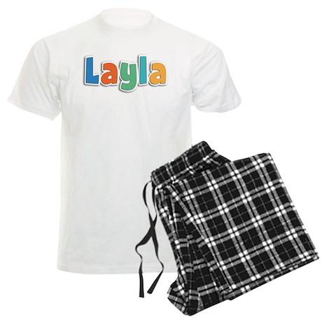 Layla Spring11B Men's Light Pajamas