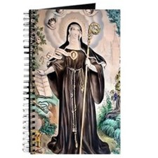 Saint Gertrude the Great Journal