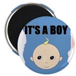 IT'S A BOY Magnet