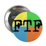 "FTF Round Sticker Design 2.25"" Button (100 pack)"