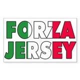 New jersey italian Decal