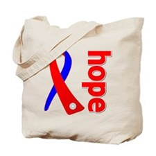 Hope Pulmonary Fibrosis Tote Bag