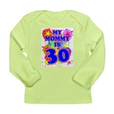 Mommy 30 Long Sleeve T-Shirt