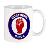 Northern Soul Retro Mug