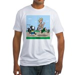 KNOTS Run Fitted T-Shirt